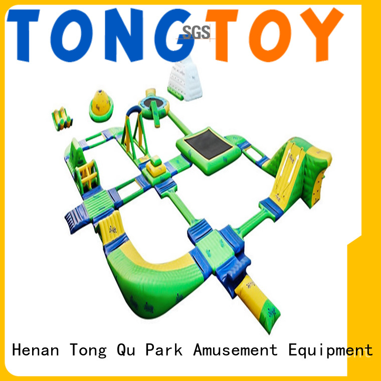 Tongtoy indoor inflatable water park wholesale for water park