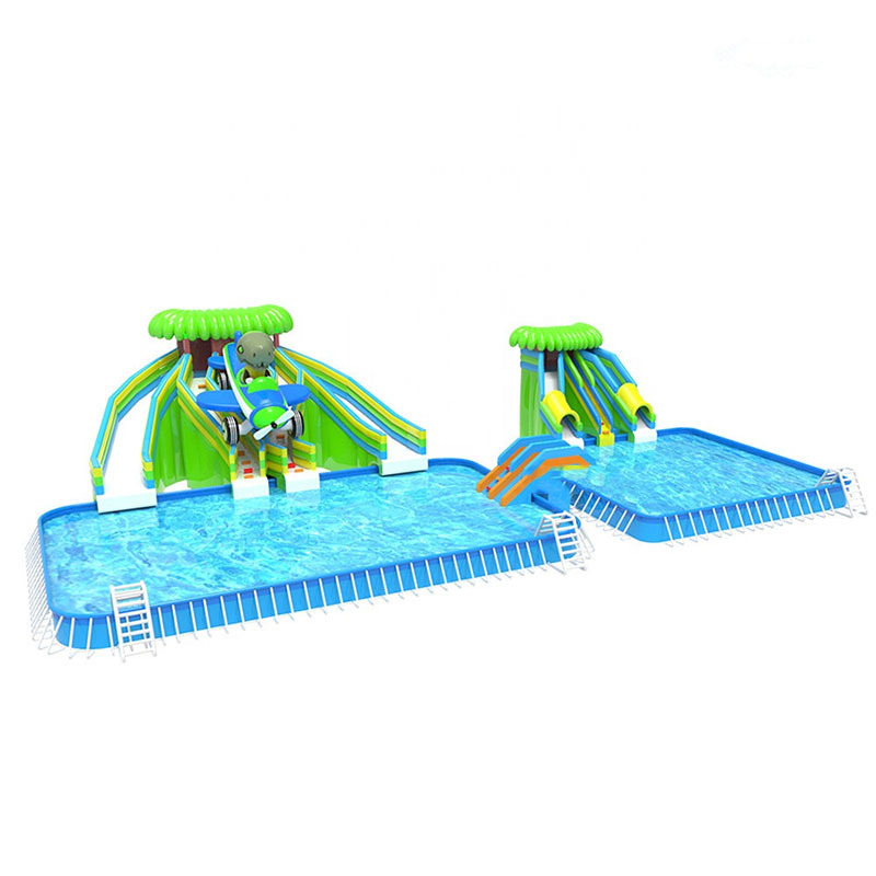 2020 wholesale intex inflatable water slide for kids and adults