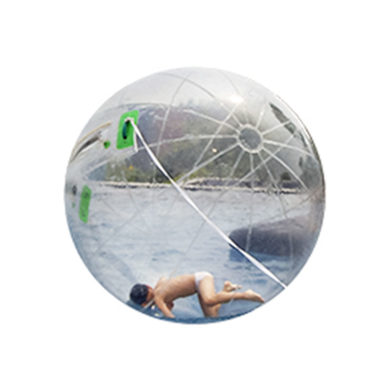 1mm TPU good quality inflatable water walking polo ball for kids and adults