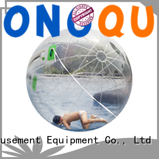 Tongtoy human water ball reputable manufacturer for outdoor games
