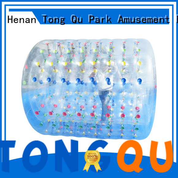 Tongtoy Latest inflatable hamster ball inquire now for water park