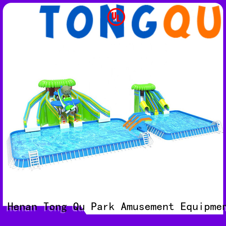 Tongtoy Wholesale commercial water slides for sale manufacturers