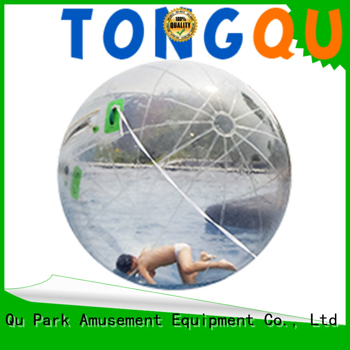 Tongtoy water walking ball factory price for water park
