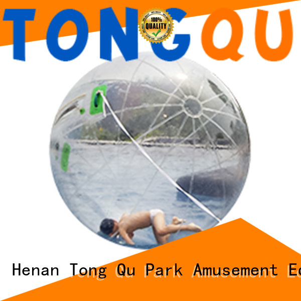 Tongtoy New human water ball reputable manufacturer for playground