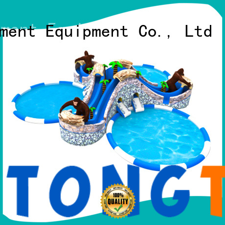 Tongtoy Wholesale jumping bouncer for rent factory price for water park