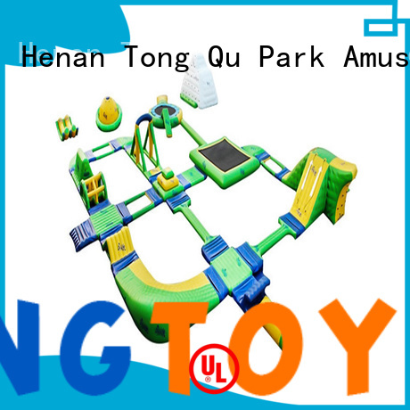 premium quality commercial inflatable water park from China for water park