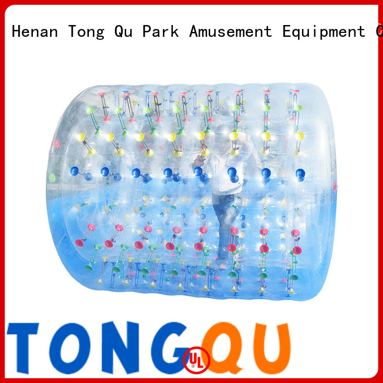 Tongtoy TPU water walking ball inquire now for playground