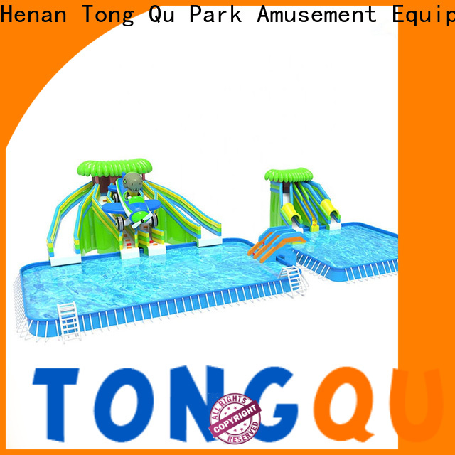 Tongtoy children's inflatable water slide manufacturers