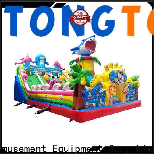 Tongtoy inflatable jump house inquire now for outdoor