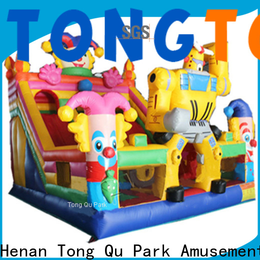 Tongtoy water bounce house wholesale for kids