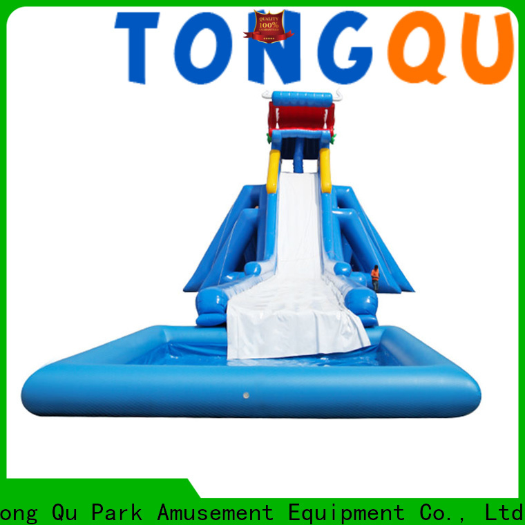 Tongtoy Best toddler inflatable water slide reputable manufacturer