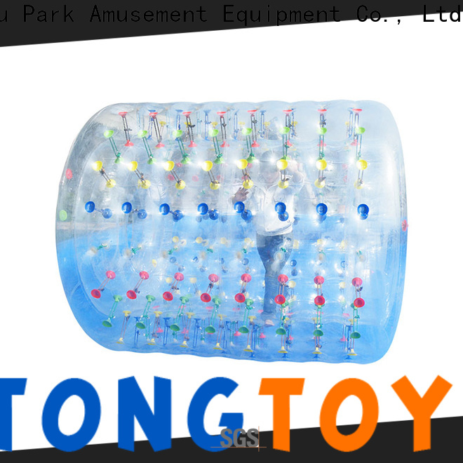 Tongtoy giant zorb ball reputable manufacturer for playground