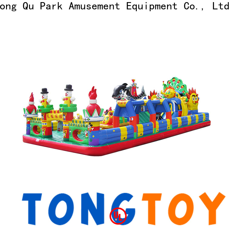Tongtoy bouncer jumper supplier for outdoor