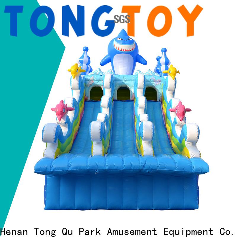 Tongtoy slip n slide water slide manufacturers