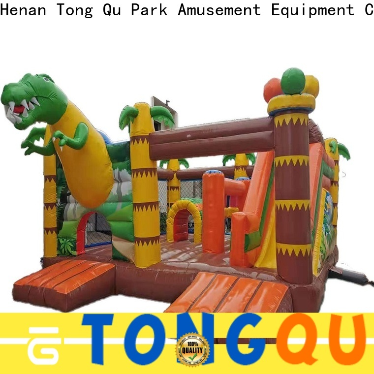 Tongtoy blow up jump house supplier for adult