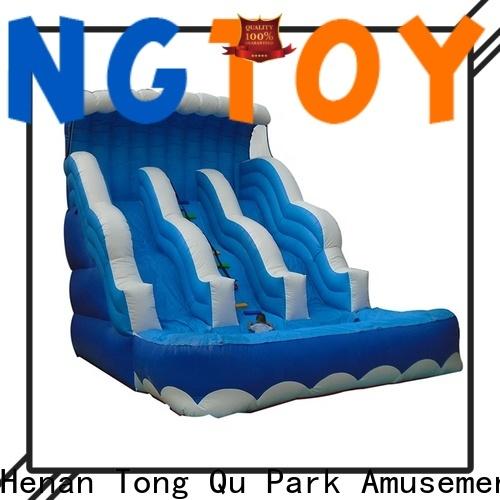 Tongtoy slip n slide water slide order now