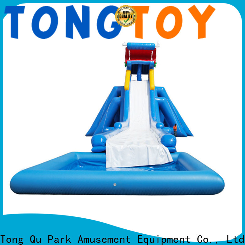 Tongtoy Wholesale kids blow up water park reputable manufacturer for swimming pool