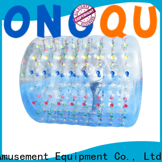 Tongtoy zorb bumper balls reputable manufacturer for playground