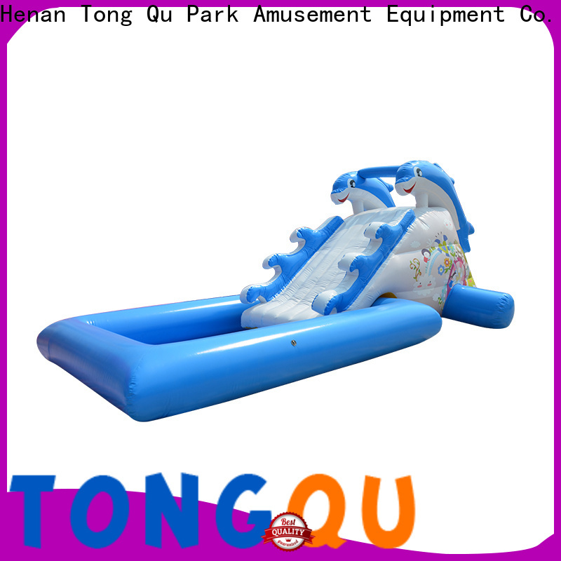 Tongtoy outdoor inflatable slide reputable manufacturer