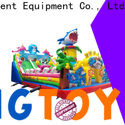 Tongtoy Durable outdoor inflatable bounce house inquire now for outdoor