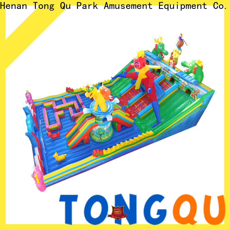Durable adult bounce house wholesale for kids