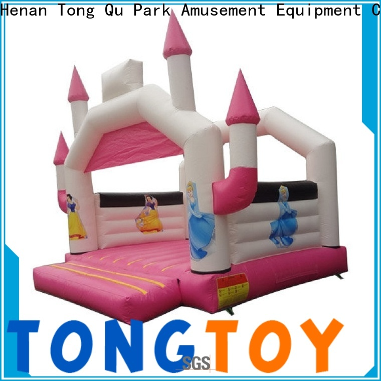 Tongtoy jump bounce house supplier for adult
