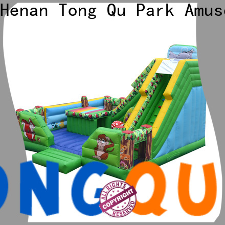 Tongtoy Durable commercial inflatable bounce house inquire now for kids