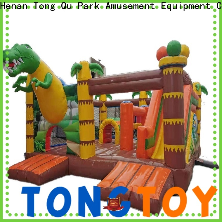 Heat resistant jump bounce house wholesale for kids