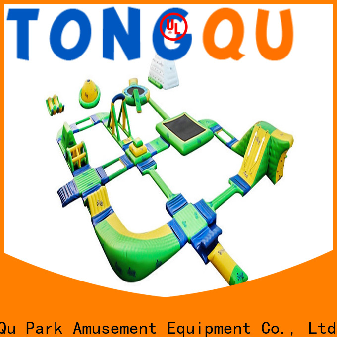Tongtoy kids blow up water park Supply for water park