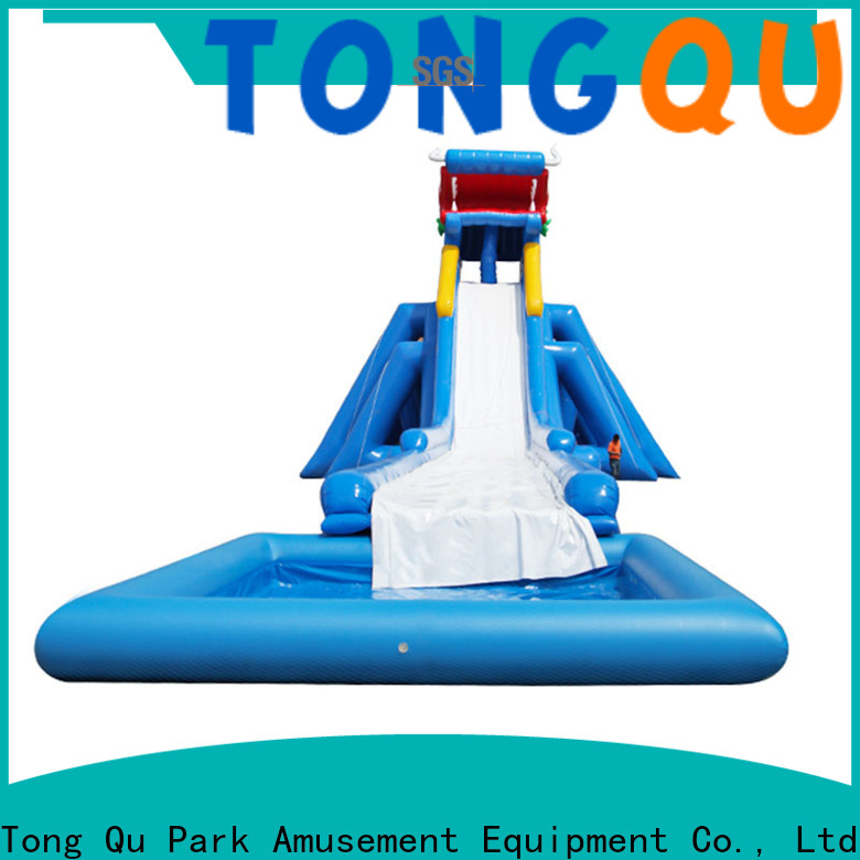 Tongtoy Best commercial water slides for sale factory for water park