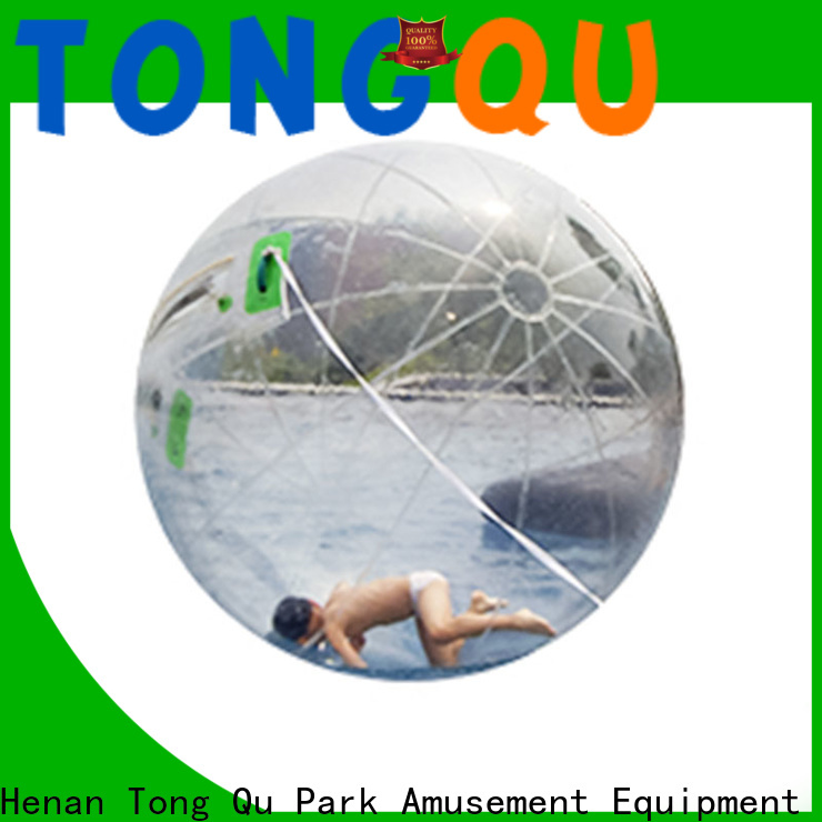 Tongtoy human rolling ball factory price for playground