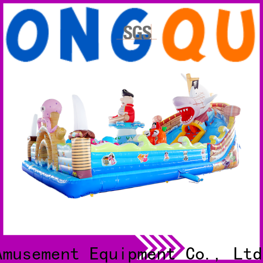 Tongtoy Durable commercial bouncy castle wholesale for outdoor