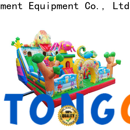 colorful inflatable jumping castles to buy wholesale for kids