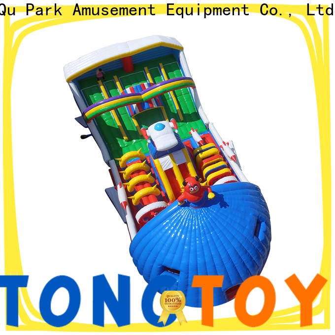 Tongtoy huge bounce house supplier for outdoor