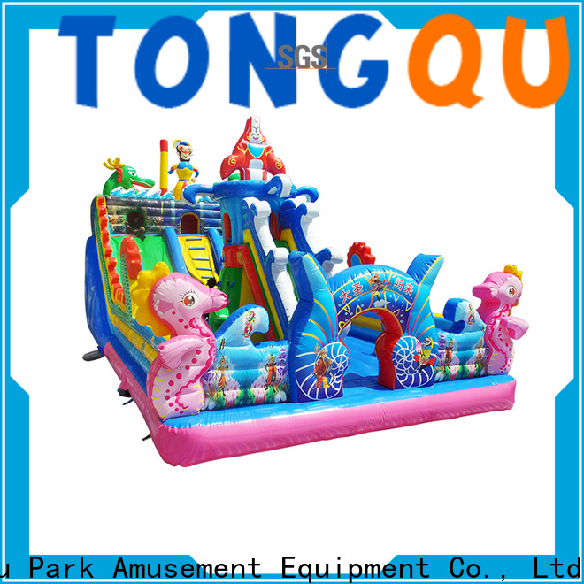 Tongtoy baby bounce house inquire now for kids