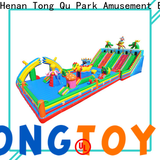 Tongtoy mini bounce house inquire now for adult