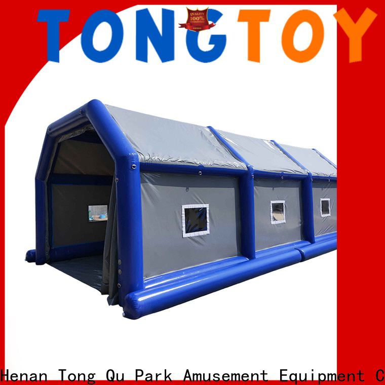 Tongtoy inflatable dome tent company for outdoor