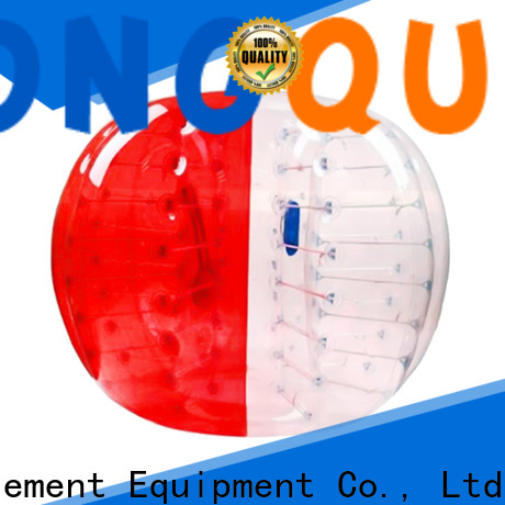 Tongtoy inflatable bubble ball factory price for outdoor games