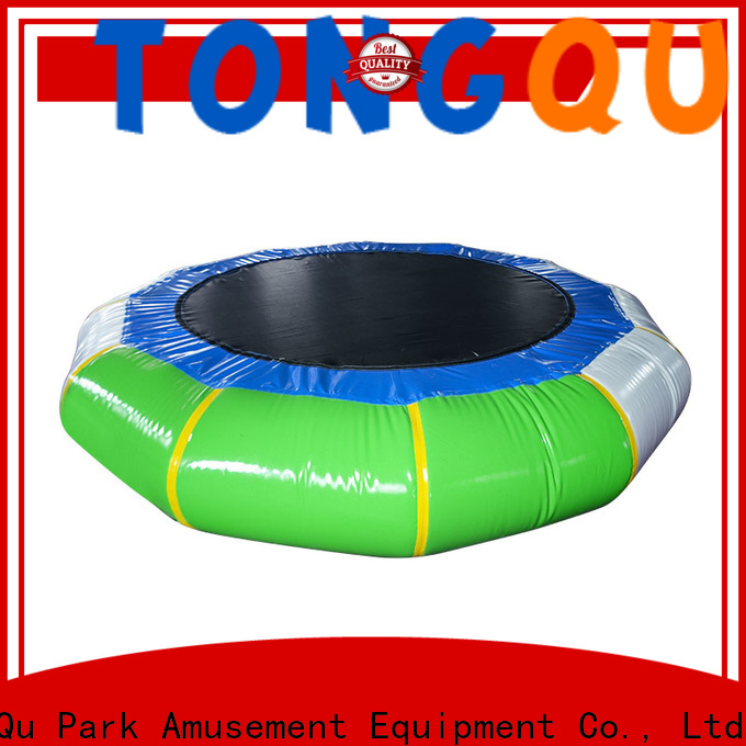 Tongtoy rave sports water trampoline buy now for amusement park
