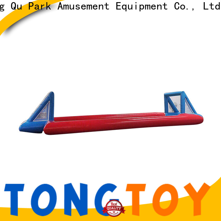 Tongtoy inflatable soccer pitch buy now for adult