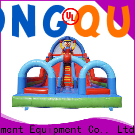 Tongtoy Wholesale giant bouncy slide reputable manufacturer for amusement park