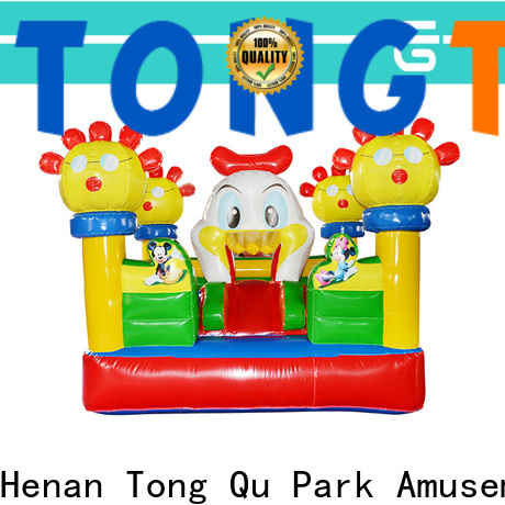 Tongtoy adult bounce houses supplier for outdoor