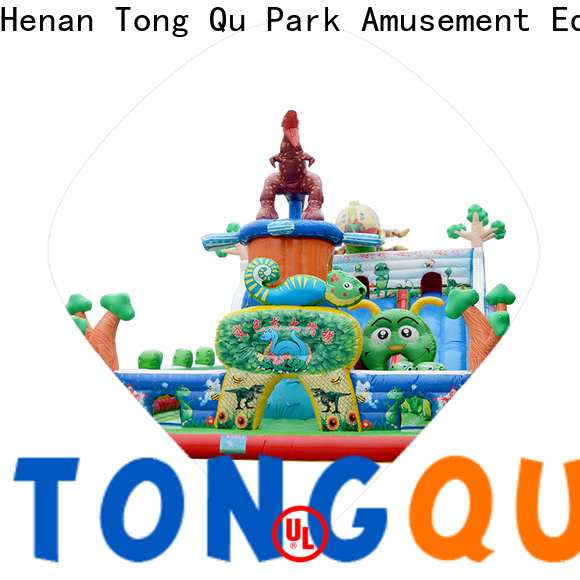 Tongtoy large water slide supplier for kids