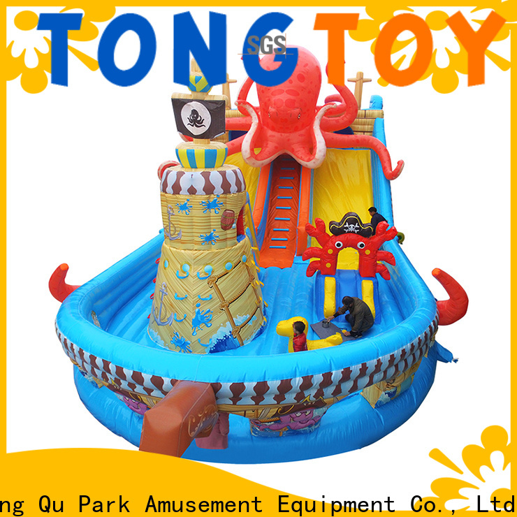 Tongtoy baby bounce house wholesale for kids
