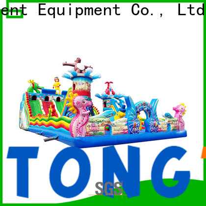 Tongtoy huge water slides for sale supplier for outdoor