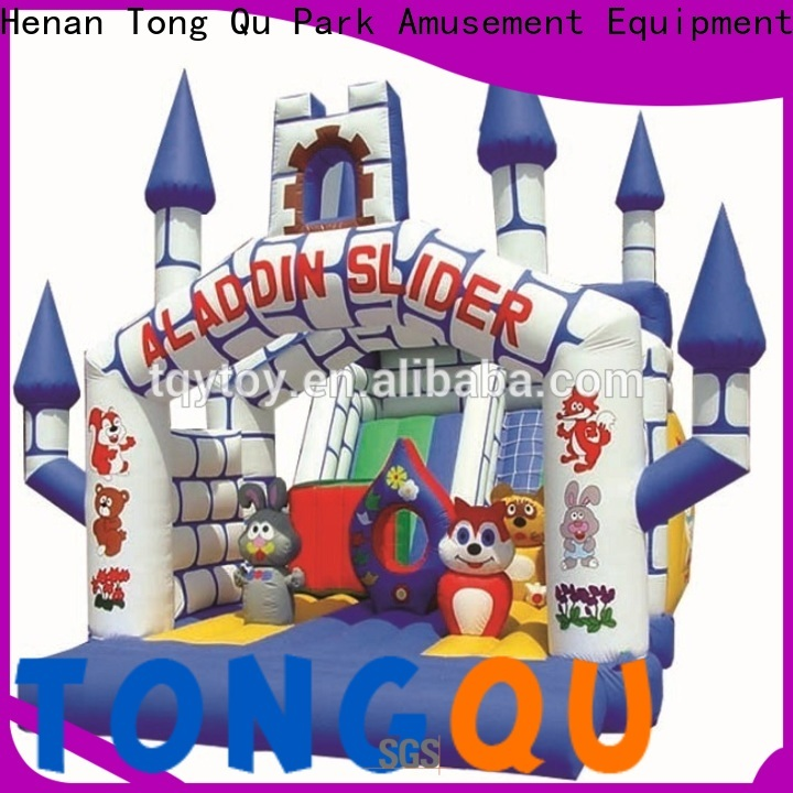 Tongtoy Durable indoor inflatable bouncer supplier for kids