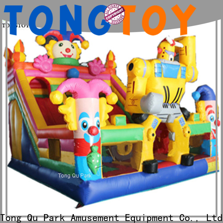 Tongtoy commercial bouncy castle inquire now for outdoor