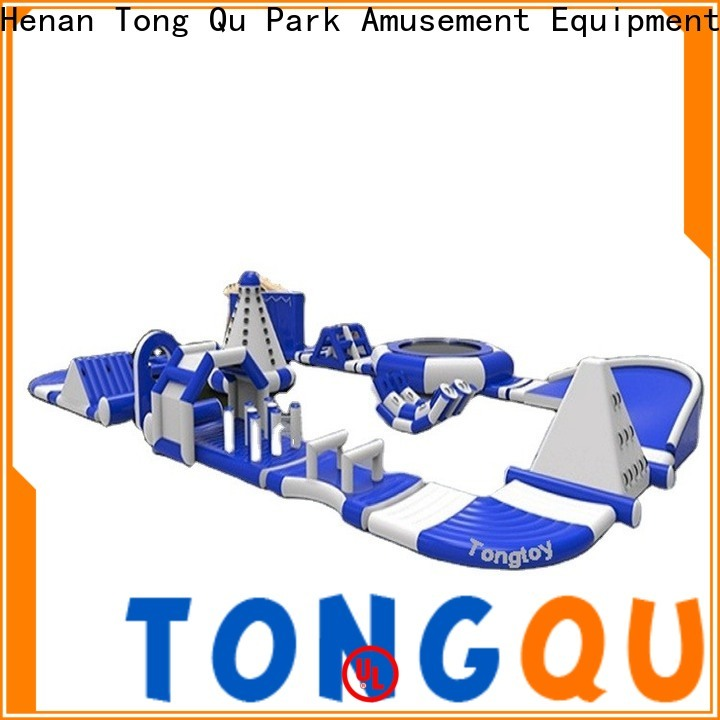 Tongtoy Latest giant inflatable water park Supply for water park