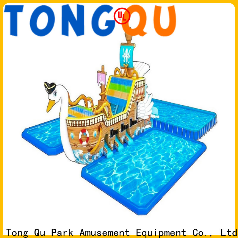 Tongtoy adult blow up slip and slide Supply
