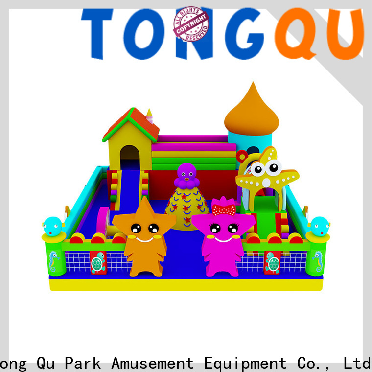 Tongtoy indoor inflatable bouncer supplier for adult